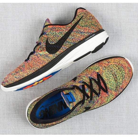 factory price 84d29 73438 Nike Flyknit Lunar 3 Multi-Color. M 5c3141fdde6f626146f08b04